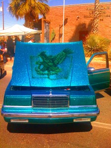 Tucson Lowrider by Monica Surfaro Spigelman