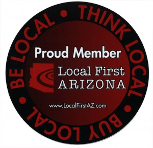 Tucson Cowgirl is Local First AZ member