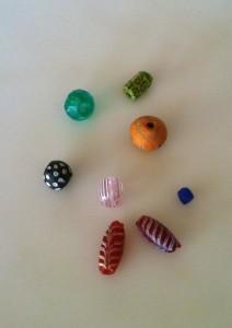 beads, Monica Surfaro Spigelman, Tucson